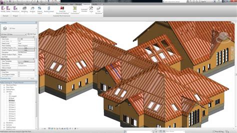 3d House Design Software Free Trial roof framing extensions for autodesk revit youtube