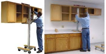 Kitchen Cabinet Installer Cabinet Lift