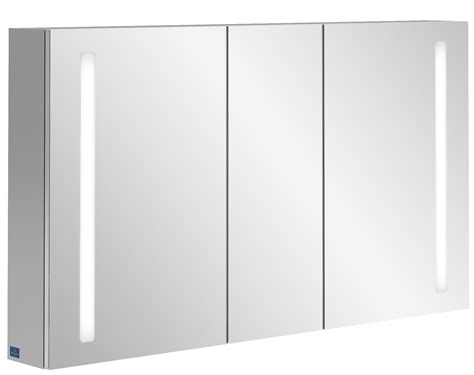 villeroy and boch bathroom mirrors my view 14 mirror cabinet a433g3 villeroy boch