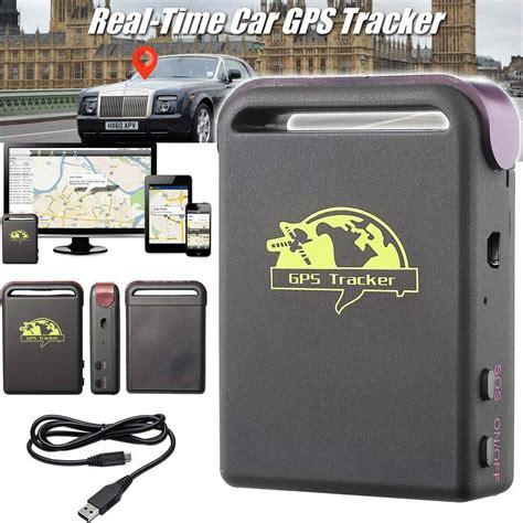 real time mini vehicle gps gsm gprs tracker car obd