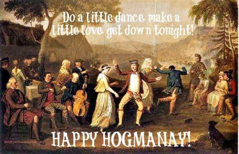 happy new year in scottish origins of hogmanay the international clan macfarlane