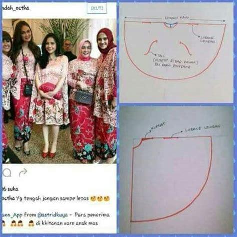 Abaya Nagita pola cape brokat nagita pola pakaian cape pattern