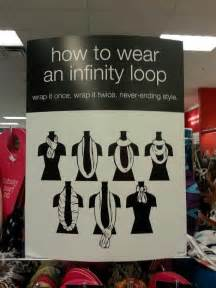 What To Wear Infinity Scarves With How To Wear An Infinity Scarf Hair Fashion
