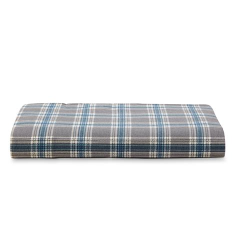 plaid bed sheets cannon flannel sheet set plaid home bed bath