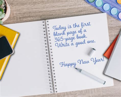 blank page  happy  year ecards greeting cards