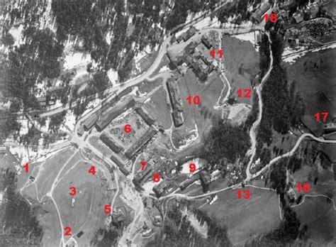 The House Plan by Obersalzberg Berghof