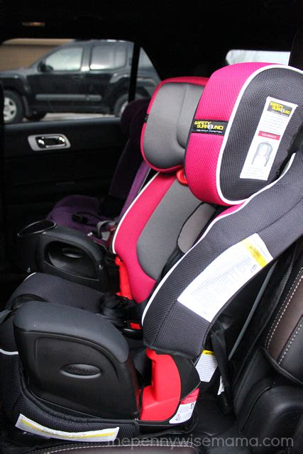 Graco Giveaway - nautilus 3 in 1 car seat with safety surround html autos weblog