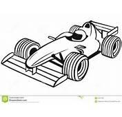 Rennwagen Der Formel 1 Lizenzfreies Stockfoto  Bild 31877695