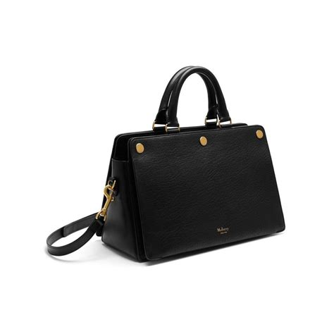 Mulberrys From 2007 Available Now by Mulberry Chester Top Handle Bag Reference Guide Spotted