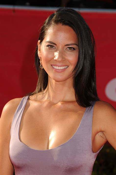 okc hair show the oklahoman needs better pics of olivia munn the lost