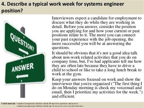system engineer jobs hiring prep