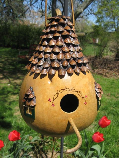 bird house gourds english cottage gourd birdhouse because yes i actually do have gourds sitting around