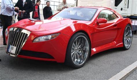 Handmade Mercedes - overkill custom mercedes cl500 ag excalibur set for