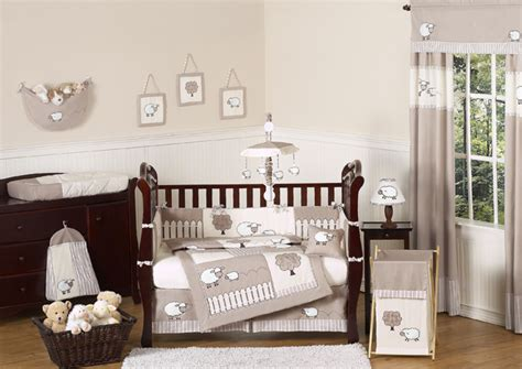 Sheep Baby Bedding by Crib Bedding Collection
