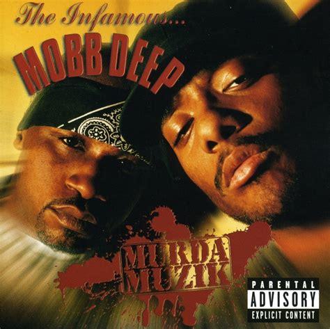 chinky love and hip hop mobb deep quot murda muzik quot 1999 hip hop golden age hip