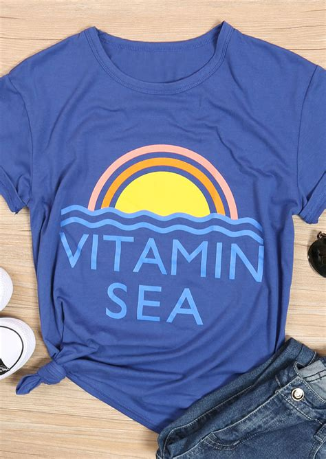 vitamin sea  shirt  necklace fairyseason