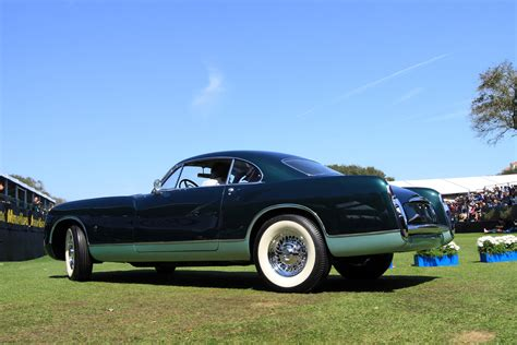 chrysler supercar 1952 chrysler thomas special prototype gallery