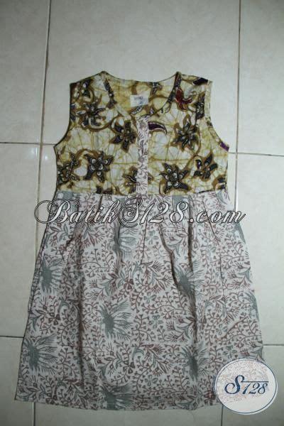 Baju Bayi Tanpa Lengan 2 trend terkini pakaian batik anak kecil perempuan kwalitas bagus harga murah baju batik tanpa