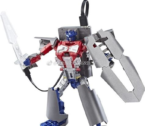 Power Bank Samsung Transformers possible xiaomi optimus prime tablet power bank version transformers news tfw2005