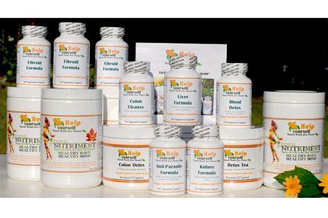 Fibroids Liver Detox by Fibroid Shrinking Kit Herbsupply Net