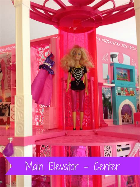 barbie doll dream house 2013 barbie house with elevator