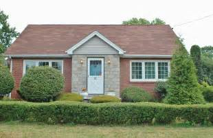 brick tiny house small brick house with shrubberies beaconcitizen com view