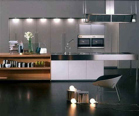Modern Kitchen Interiors New Home Designs Modern Kitchen Designs Ideas