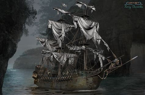 the last ghost ship