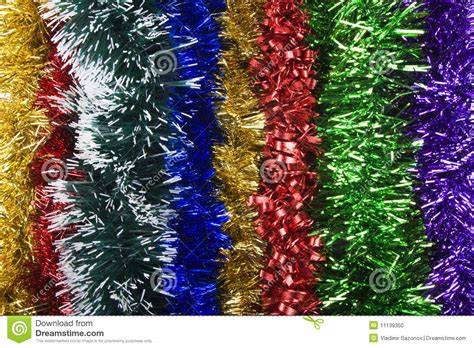 tinsel stock photo image 11139350