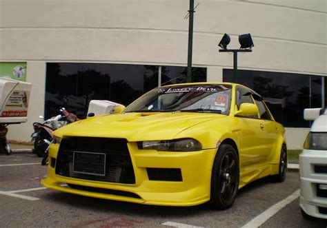 kereta mitsubishi evo sport s photo gallery wira evo x kit