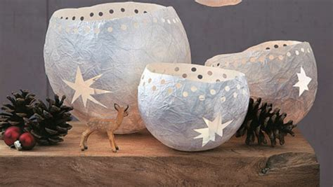 weihnachtsdeko sterne basteln 1001 beispiele f 252 r weihnachtsdeko basteln es