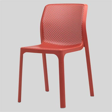 Plastic Bistro Chairs Plastic Cafe Chairs For Outdoor Use Mette Concept Collections