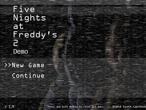 Download five nights at freddy s 2 free