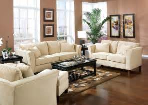 Furniture up against the walls by pulling your seating arrangement