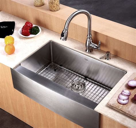 Kitchen Sink Guide Stainless Steel Kitchen Sinks Guide The Kitchen Sink Handbook
