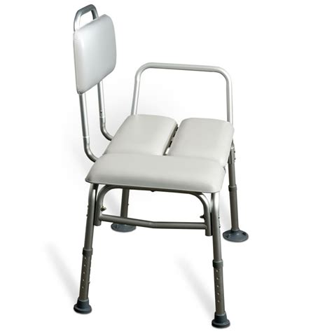 padded shower transfer bench amg medical aquasense 174 padded bathtub transfer bench
