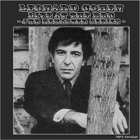 the best of leonard cohen best bootlegs leonard cohen live at the bbc 1968