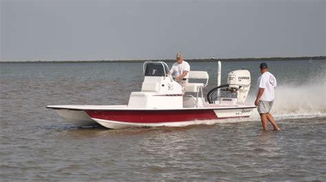 bay boats with shallow draft shoalwater boats 21 foot catamaran shallow fishing boat
