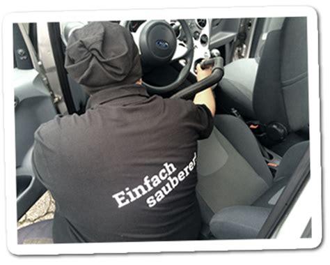 Autoinnenreinigung Vor Ort by Innenreinigung Mobilecarcleaning De Deine Mobile