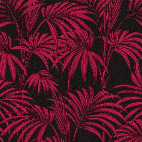 wallpaper background motif graham brown palm tree pattern leaf glitter motif