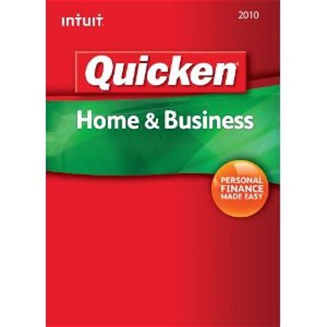 quicken home business 2010 gosale price
