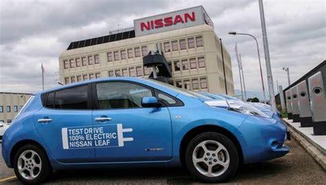 Sede Nissan Italia by Nissan Ricariche Elettriche Leaf Nella Sede Di Capena