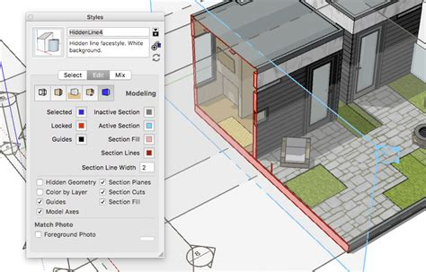 layout 3d sketchup tutorial five things you need to know about section planes in
