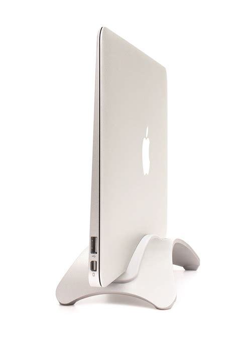 air desk laptop stand twelve south bookarc for macbook air vertical desktop