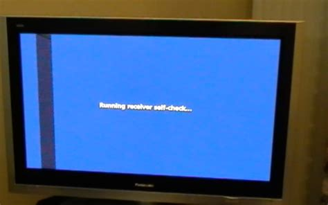 samsung ln52a550p3f thick vertical lines on right side of screen fix panasonic plasma tv vertical or horizontal bars youtube