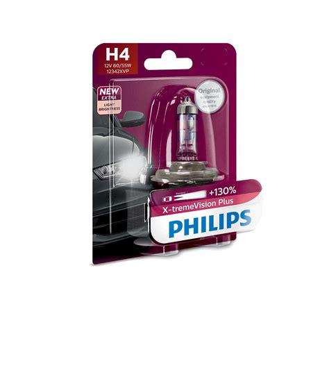 Philips H4 X Tremevision Plus x tremevision plus halogen 12342xvpb1 philips