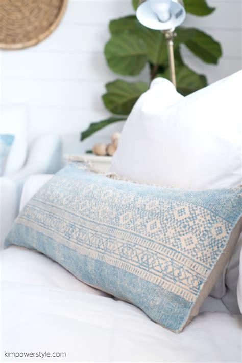 diy bed rest pillow diy throw rug pillow kim power style