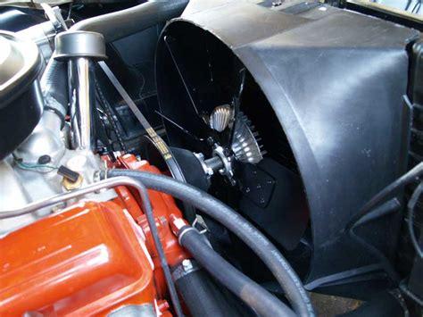 clutch fan vs electric fan 7 blade fan and clutch vs electric fans team camaro tech