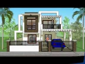 Home Design App Two Floors House Plan Designs Modern 2 Storey House Youtube