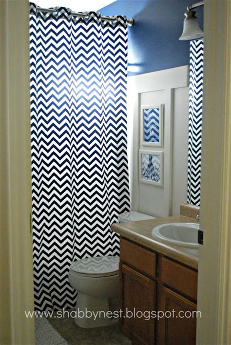 navy and white bathroom navy and yellow new house pinterest